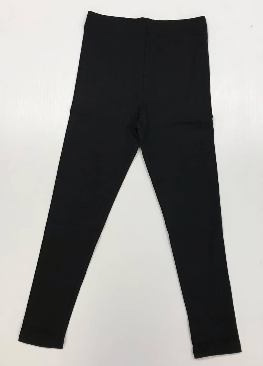 PE leggings -Black